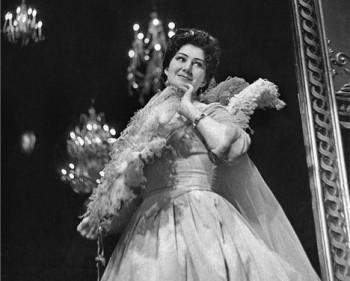 Osobnosti české opery: Marie Podvalová