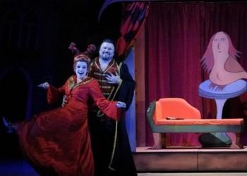 Starý dobrý papá Strauss v ostravské opeře