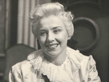 Zlaté hlasy slovenské opery: Nina Hazuchová