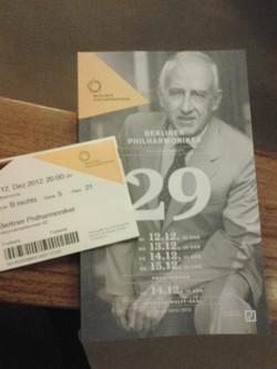 Notebook Michala Maška (17): Pollini v berlínské Filharmonii a Lang v drážkách