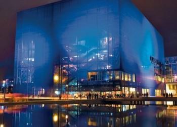 Design a zvuk: Koncertní budova Dánského rozhlasu