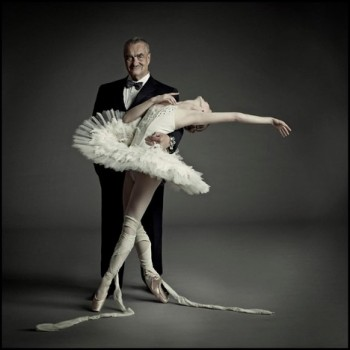 Bez komentáře: Karel Schwarzenberg, milovník baletu