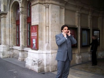 Bleskový záskok Adama Plachetky ve Vídni: Mustafa za Furlanetta, už dnes večer