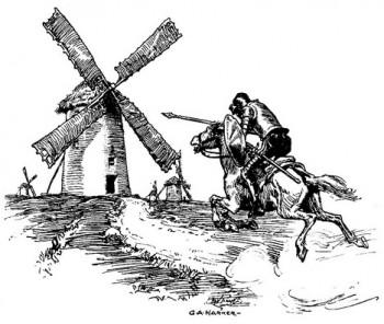 Jak se Čarostřelec dokázal převtělit do Dona Quichotta