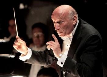 S Pinchasem Steinbergem a Slovenskou filharmonií