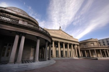 Divadla zblízka: Teatro Solís Montevideo