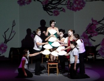 Sir Arthur Sullivan na školní scéně