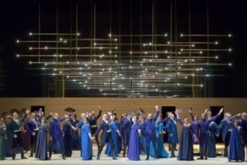 Divadlo či filharmonie (Bůh versus žena) podle Donizettiho