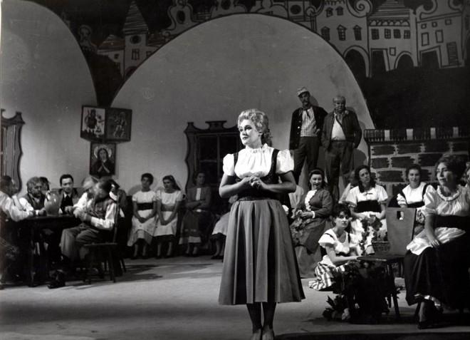 Bedřich Smetana: Tajemství - Libuše Bláhová (foto archiv DJKT)