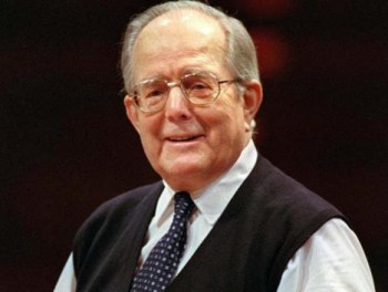 Zemřel přední německý dirigent Wolfgang Sawallisch