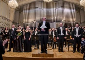 Bratislava: Dvořák v česko-slovenské interpretaci
