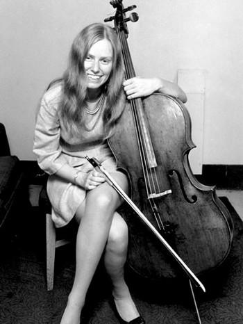 Pozapomenutý génius: Jacqueline du Pré (1945-1987)