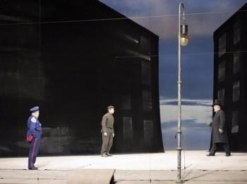 Vídeňská státní opera: Návrat Bergova Vojcka
