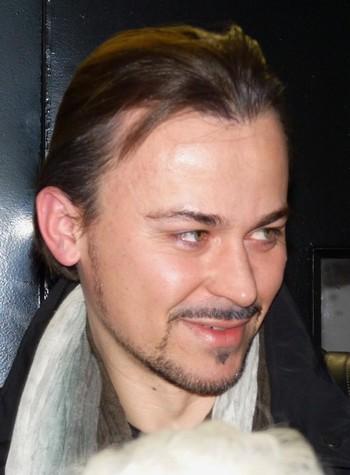 Štefan Kocán v Praze jako Filip