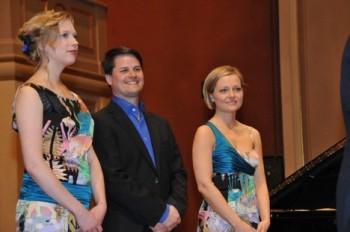 Potlesk pro Eben Trio