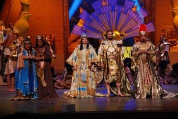 Divadla zblízka: Cairo Opera House