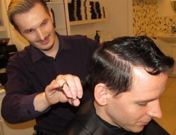 Rocc u kadeřníka