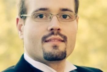 Cembalista Martin Hroch v Jihlavě