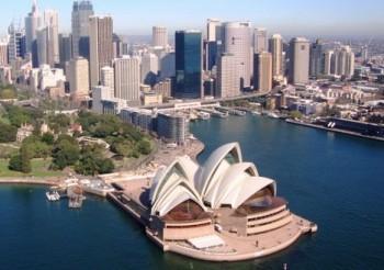 Opera se tu dělá báječná. Sbohem Sydney!