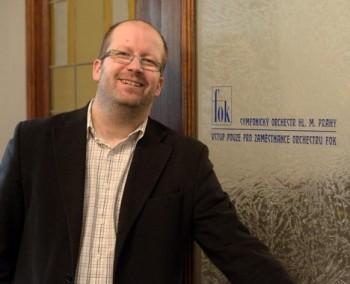 Hodina otázek pro nového šéfa pražských symfoniků (1)