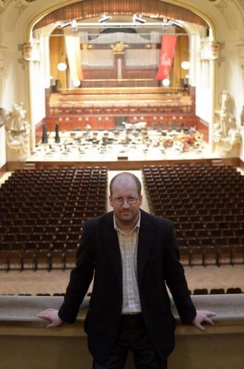 Hodina otázek pro nového šéfa pražských symfoniků (2)