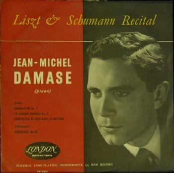 Jean-Michel Damase 1928–2013
