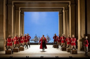 Händelův Julius Caesar z Glyndebourne v Met