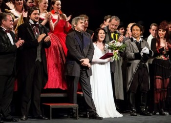 Opera 2013 – jak se přímo v divadlech rozdávaly ceny