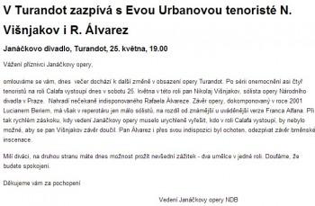 Horké chvíle v Brně: už čtyři Kalafové odpadli, nakonec musí s Urbanovou zpívat hned dva!