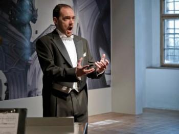 Mezinárodní pěvecké klání ve Žďáru letos vyhrál náš Josef Škarka