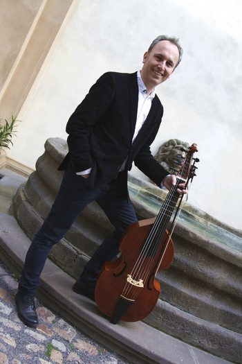 Petr Wagner, kníže violy da gamba
