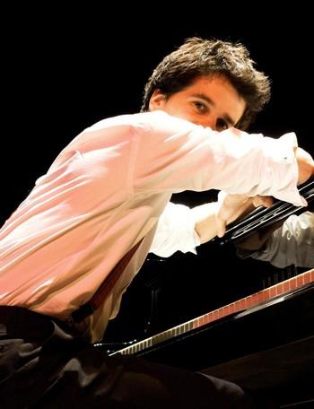 Pierre-Yves Plat: Od začátku jsem chtěl klavírem bavit