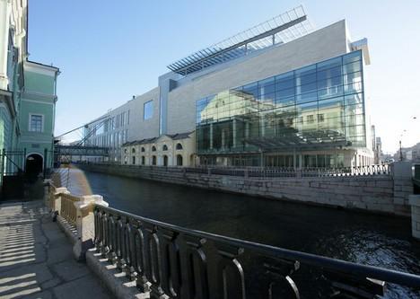 Design a zvuk: nové Mariinské divadlo v Sankt Petěrburgu