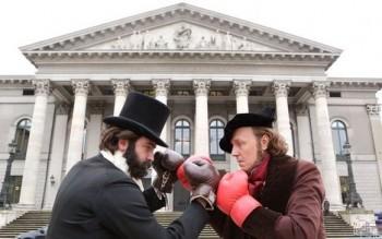 Verdi proti Wagnerovi v boxerském ringu. Podívejte se