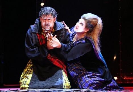 Macbeth na Zámeckých hrách zvolenských