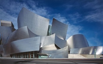 Design a zvuk: Walt Disney Concert Hall Los Angeles