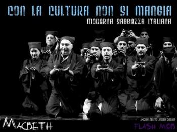 Dalibor Jenis triumfuje v Itálii jako Macbeth