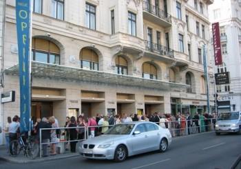 Fotoreportáž: Konec sezony v Theater an der Wien. Na shledanou v září!