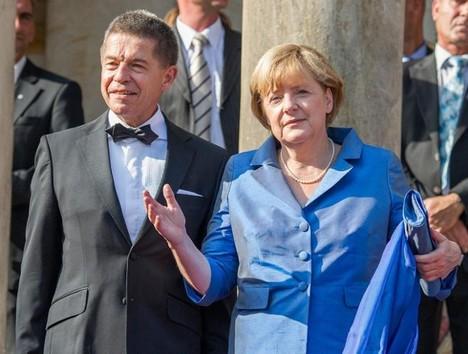 Německá kancléřka opět v hlavní roli zahájení Bayreuthského festivalu