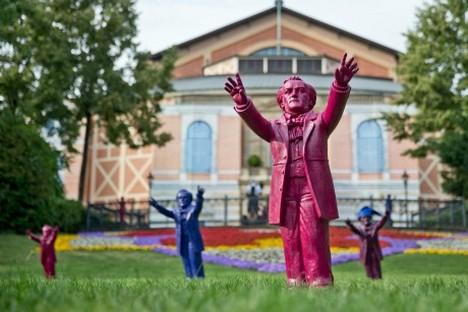 Bayreuth premiérově po druhé – Valkýra