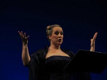 Diana Damrau na mnichovském operním festivalu