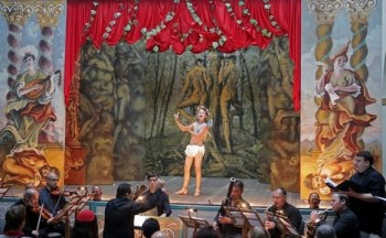 Ohlédnutí za Olomouckými barokními slavnostmi: Endymio a Enrico Volpe