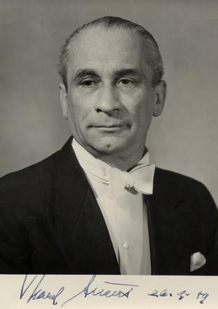 Pražské jaro 1968: Karel Ančerl diriguje Šárku