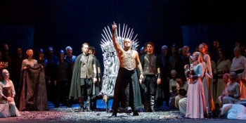 Teatro Verdi v Terstu: Což takhle dát si Attilu?