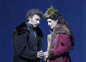 Jonas Kaufmann jako Don Carlo