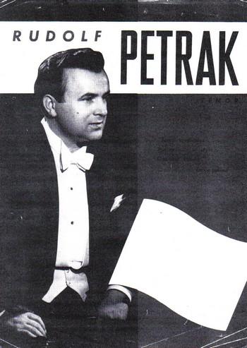 Zlaté hlasy slovenské opery: Rudolf Petrák