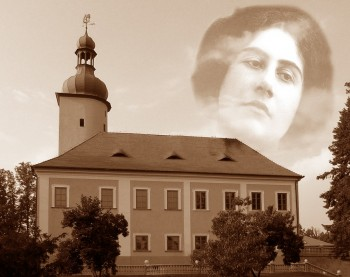 Zámek ve Stráži nad Nežárkou evokuje osud Emy Destinnové