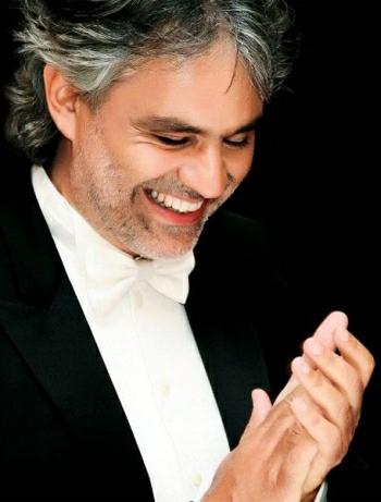 Andrea Bocelli slaví pětapadesátiny