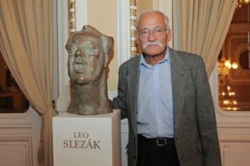 Jeritza a Slezak – nové busty Mahenova divadla