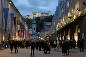 Závěr Salzburger Festspiele: Wagner a Verdi tentokrát koncertně